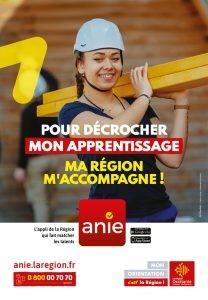 Anie : L'appli qui connecte les employeurs et apprentis de la Région